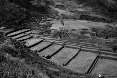 Las terrazas de Tipón.